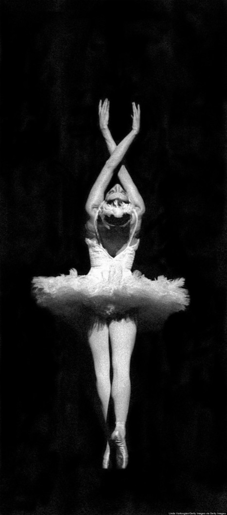 A Brief Visual History Of Ballet In The 20th Century | Music, Theatre, and Dance | Scoop.it