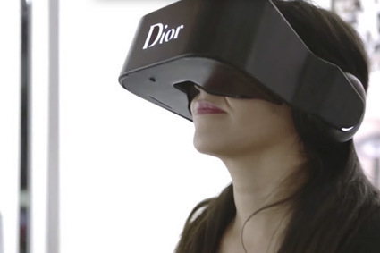 Dior Eyes, the new VR from Christian Dior - Creative Gazette | Luxury News | Scoop.it