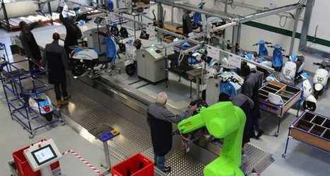La France se mobilise autour de l'usine du futur | Des robots et des drones | Scoop.it
