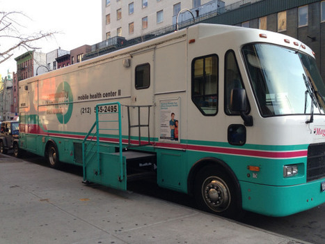 NYC mobile health clinic stays connected | Trends in Retail Health Clinics  and telemedicine | Scoop.it