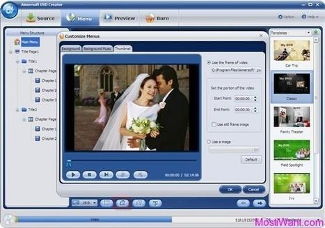 Aimersoft DVD Creator for Mac and PC Discount Coupon and Review – Easiest Way to Make Fantastic DVD's!   Kodulehe valmistamine soodsa hinnaga - kodulehtede tegemine, e poe loomine   Soft   Scoop.it