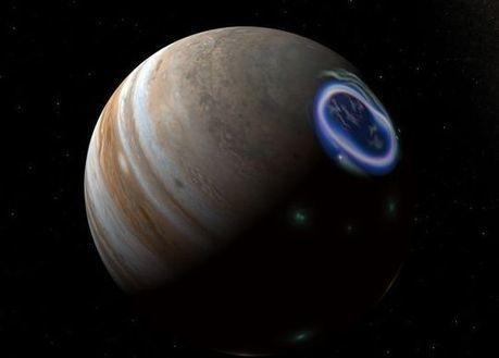 The Spectacular Aurora Borealis on Jupiter (Photo Gallery) | Exploring Amateur Astronomy | Scoop.it