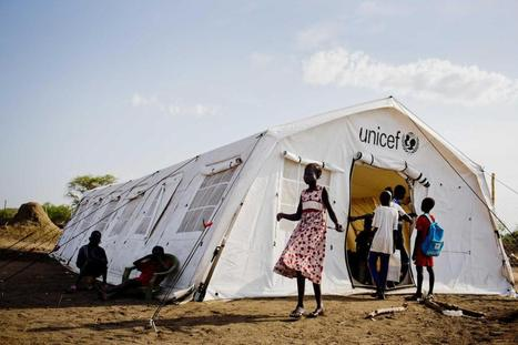 SOUTH SUDAN | 430,000 children uprooted | WFP | Food & Nutrition Security in East Africa | Scoop.it