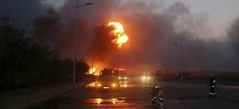 Les accidents industriels et du travail sont tristement communs en Chine | accidents du travail et accidentologie | Scoop.it