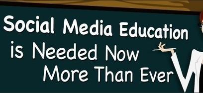 Redes Sociales en Educación | Joanna Prieto | Educación a distancia | Scoop.it