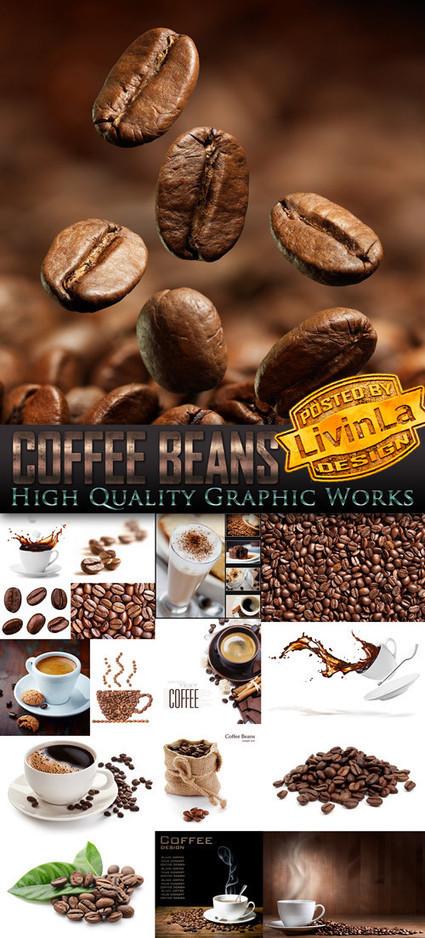 Exclusive - Coffee Beans, 17xJPG | DesignFeed | Scoop.it