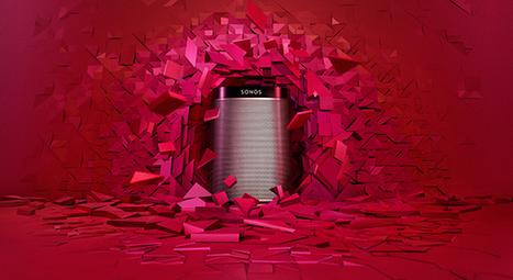 Sonos déploie force et stratégie pour rester leader mondial du marché du multiroom | ON-TopAudio | Scoop.it