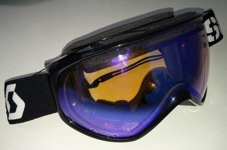 Optez pour le masque connecté sur les pistes de ski par Lumiplan   Tourisme   Scoop.it