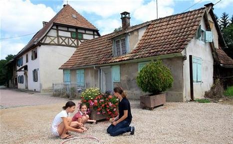 Alsace | Une maison du patrimoine juif et chrétien à Durmenach - L'Alsace | GenealoNet | Scoop.it