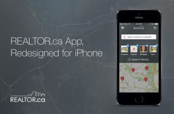 CREA Gives a Whole New Meaning to 'Guided Tours' with the New REALTOR.ca iPhone App - Property Portal Watch   Digital-News on Scoop.it today   Scoop.it