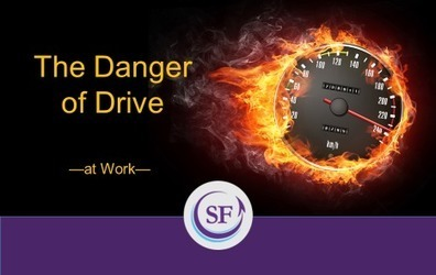 The danger of being driven at work | digitalNow | Scoop.it