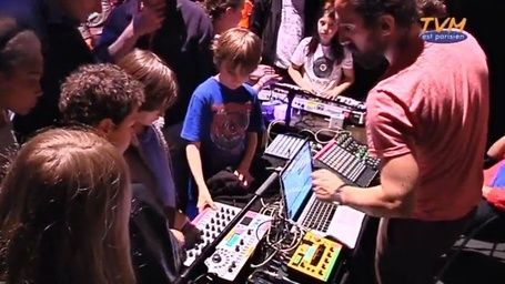 Un festival techno pour les enfants | Creativ Focus | Scoop.it