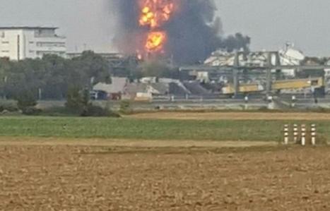 Allemagne: Une explosion chez le chimiste BASF fait plusieurs disparus et des blessés | Risques majeurs et gestion des sinistres | Scoop.it