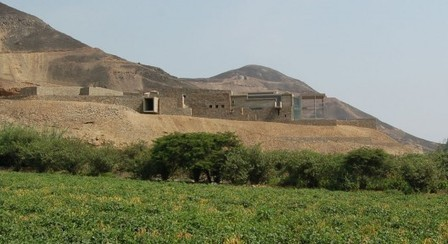 [Pachacamac, Peru]  House / Longhi Architects | The Architecture of the City | Scoop.it