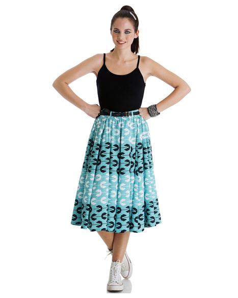 Yogesh Chaudhary - Midi Me Skirt - Stylista   Stylista   Scoop.it