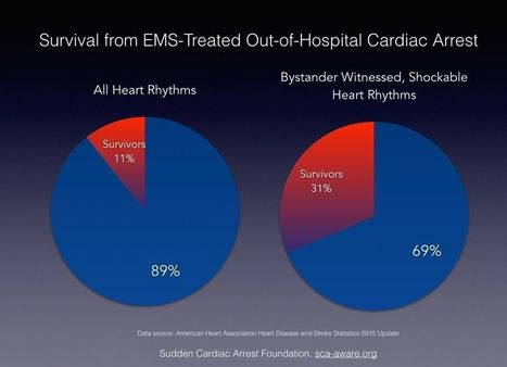 Seven Things Everyone Should Know About Sudden Cardiac Arrest, a Leading Cause of Death in the U.S.   Sudden Cardiac Arrest Foundation   News & Stories   Scoop.it