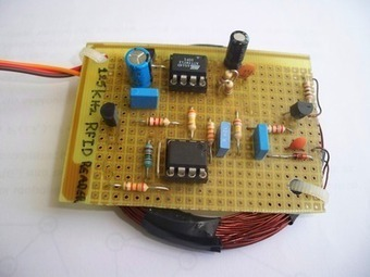 125 kHz RFID reader | Carrier-Connection | Scoop.it