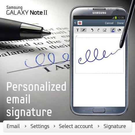 GALAXY Note II Tips | Samsung mobile | Scoop.it