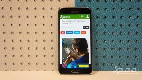 Los Samsung Galaxy que están por llegar: Prime, Mega 2, S5 Active | MSI | Scoop.it