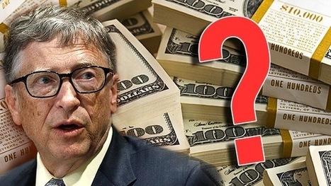 Atraco a los países pobres: ¿A dónde van los fondos de caridad de Bill Gates? | Hermético diario | Scoop.it