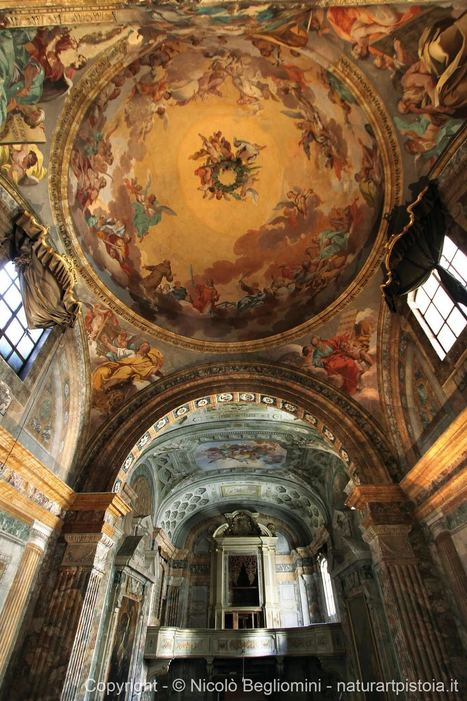 Italians don't go to Museums, they live inside of them: the Church of San Leone in Pistoia | Italia Mia | Scoop.it