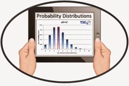Matemáticas con Tecnología: Solving easily problems about probability distributions. | Mathematics learning | Scoop.it