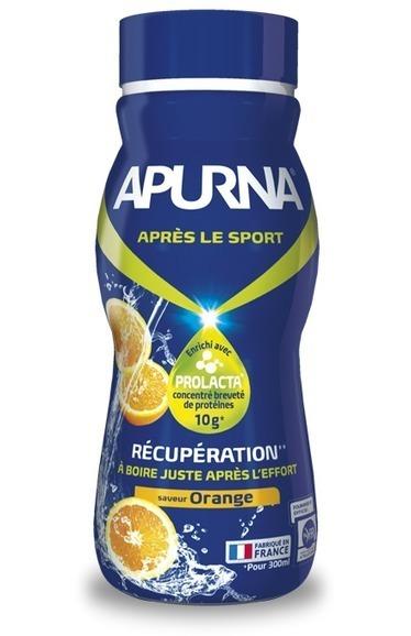 APURNA® - 1ère gamme de nutrition sportive activée par Prolacta® | Apurna | Innovation, tendances & agroalimentaire | Scoop.it