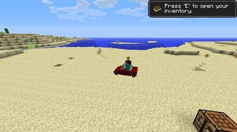 The Car Mod for Minecraft 1.6.2/1.5.2/1.5.1 | 5Minecraft | Minecraft download | nika123 | Scoop.it