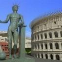 Impresionante reproducción digital de la antigua Roma | LVDVS CHIRONIS 3.0 | Scoop.it
