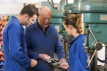 Formation professionnelle : une urgence pour la compétitivité industrielle | Osez la voie pro | Scoop.it