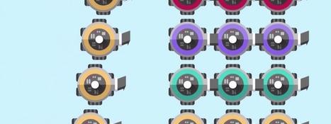 L'intelligence collective des robots | Post-Sapiens, les êtres technologiques | Scoop.it