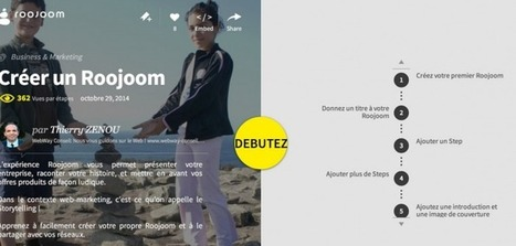 Storytelling BtoB : Roojoom donne du sens à la curation | storytellingme | Scoop.it