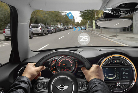 BMW does in-car augmented reality ! | Management - Innovation -Technology and beyond | Scoop.it