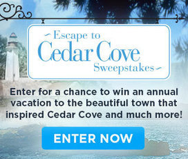 Debbie Macomber's Cedar Cove | Hallmark Channel | Celebrity English | Scoop.it
