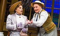 The Importance of Being Earnest review – David Suchet's Lady Bracknell is majestically funny | The Irish Literary Times | Scoop.it
