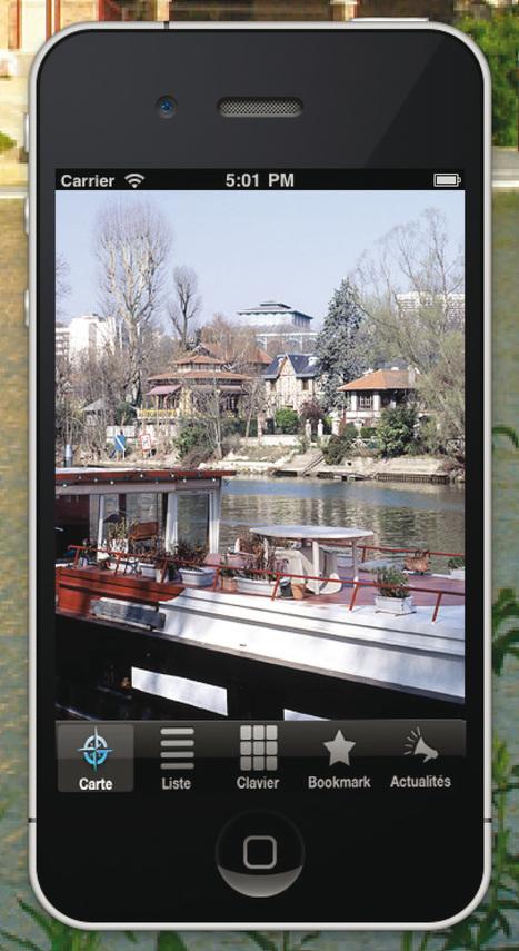 Un audioguide pour découvrir les boucles de la Marne | Veille et actualités touristiques en Val-de-Marne | Scoop.it