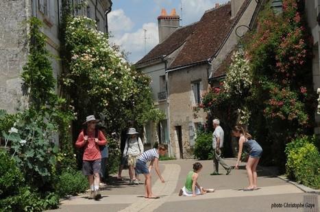 Un village végétalisé par les roses ! | CaféAnimé | Scoop.it