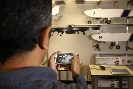 The Pentagon Is Funding Research Into Mind-Controlled Drones | Grant Funding | Scoop.it