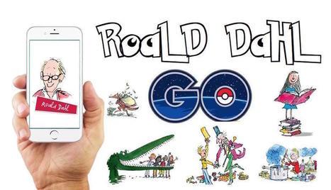 'Roald Dahl GO': ¡Comienza la caza! | InEdu | Scoop.it
