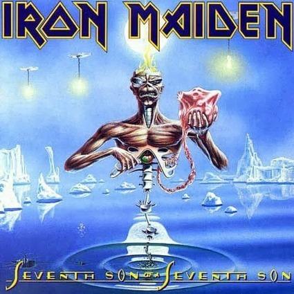 10 Trabalhos do Iron Maiden inspirados na literatura   Ficção científica literária   Scoop.it