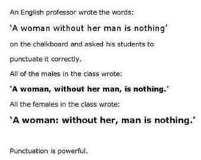 Twitter / edollaz_: Punctuation is powerful.. ... | Communication for Learning | Scoop.it