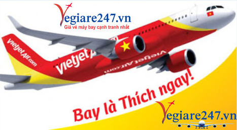 Vegiare247 nhà cung cấp vé máy bay Vietjet Air giá rẻ | face9x.com | Scoop.it
