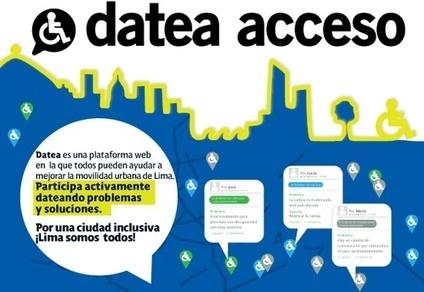La infraestructura urbana que afectan a las personas con DISCAPACIDAD FISICA,  en INTERNET | discapacidad y esducación | Scoop.it