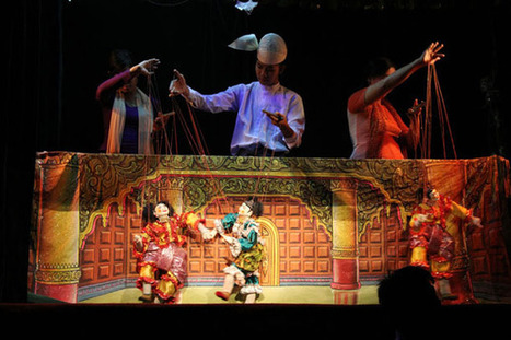 In Mandalay, a Theater Revives the Dying Art of Burmese Puppetry   The Irrawaddy (Birmanie)   Kiosque du monde : Asie   Scoop.it