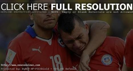 "Weeping ""Pitbull"" Medel - Chile swears revenge 