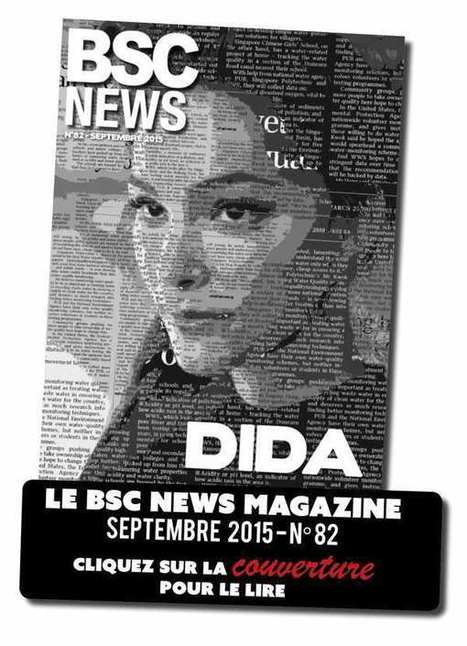 BSC NEWS : le web magazine culturel et littéraire gratuit   KILUVU   Scoop.it