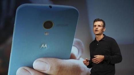 Først forsvandt Nokia-mobilerne - nu ryger også Motorola   Afsætning IBC HHX   Scoop.it