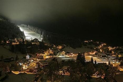 Le ski de nuit : activité rentable pour les stations ? | Marketing des stations de ski | Scoop.it