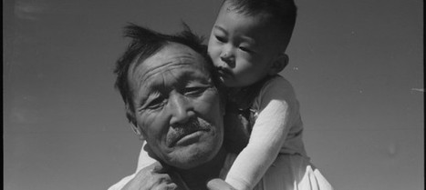 478 Dorothea Lange Photographs Poignantly Document the Internment of the Japanese During WWII | Fabulous Feminism | Scoop.it
