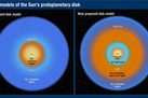 Newborn Star's 'Snow Line' Reveals Clues About Planet Formation | Science | Scoop.it